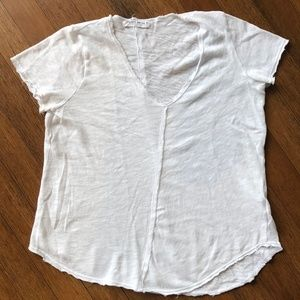 Project Social T wherever tee in white (M)